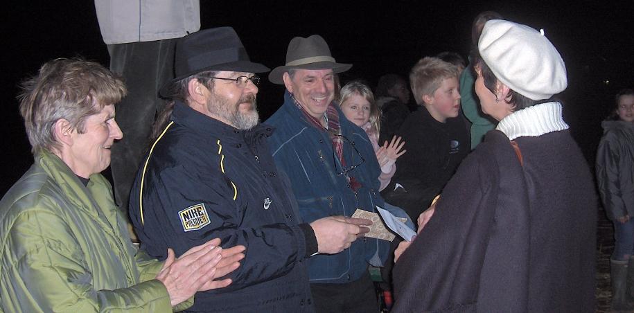 kerstboomverbranding 2007