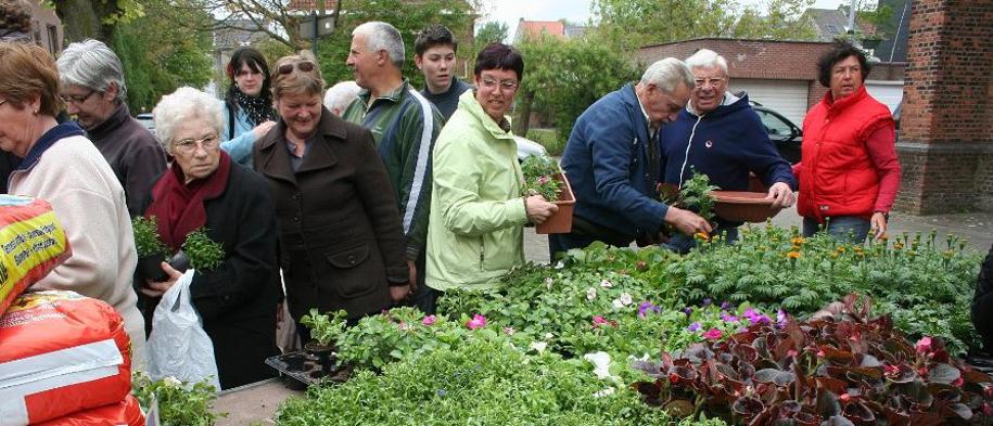 bloembakkenactie 2010