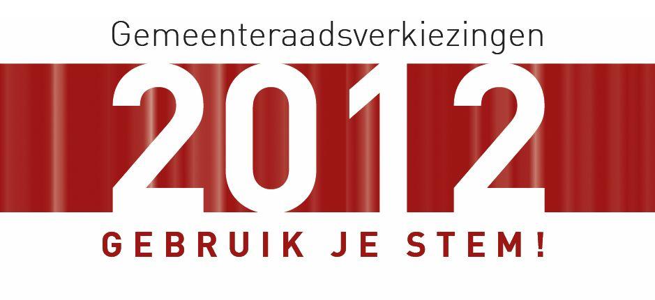 Gemeenteraadsverkiezingen 2012