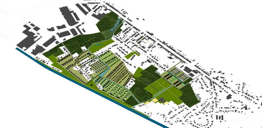 Plan Spreeuwenhoek 2008